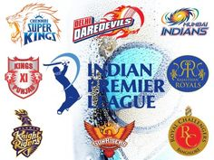 Pepsi IPL 2015 Teams Logo Pictures, Images, Photos