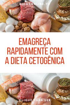 Dieta cetogenica | Emagreça rapidamente com a dieta cetogênica |  | Clique AQUI para saber mais...