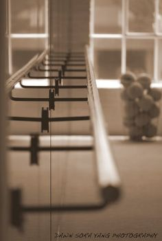 the barre where it all happens!