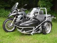 BMW R 1200GS with SBW Adventure Sidecar | eBay