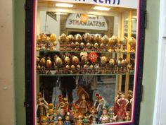 De tiendas por PRAGA.