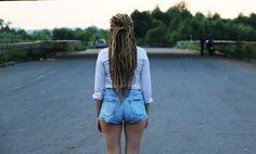 #Дреды #Омск #Прически #Мост #Дорога #Спина #Шорты #Короткие #Рубашка #Dreadlocks #Hairstyles #Omsk #Bridge #Road #Back #Short #Shorts #Shirt