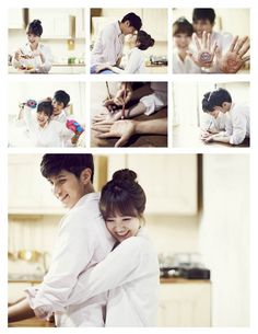 Romantic wedding photography snaps - acquire superb tips out of these photo display. Korean Wedding Photography, Outdoor Wedding Photography, Couple Photography, Pre Wedding Shoot Ideas, Pre Wedding Photoshoot, Wedding Poses, Photoshoot Ideas, Prenuptial Photoshoot, Foto Wedding