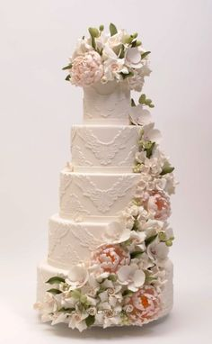 .  Sweet Contessa Cakes - Wedding Gallery