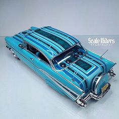 Designed and Painted by Artist Custom Car Paint Jobs, Custom Cars, Custom Paint, New Model Car, Model Cars Kits, Lowrider Model Cars, Diecast Model Cars, Price Model, Corgi Toys