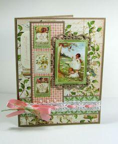 I'm a Little Teapot...: Secret Garden card- Life Is Better With Friends