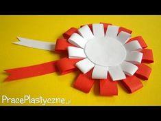 Jak zrobić prosty kotylion z papieru? - Prace plastyczne