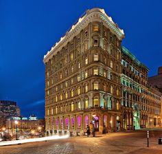 Le Place d'Armes Hôtel & Suites by Experience Vieux Montréal, via Flickr