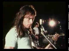 David Gilmour: vocals, guitar,  Nick Mason: drums, percussion, Roger Waters: vocals, bass, Richard Wright:organ, piano