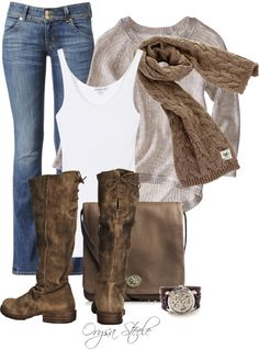 """Cinnamon Stick"" by orysa on Polyvore"