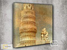 PISA KULESİ 40x40 ÖZEL TASARIM KANVAS TABLO KARGO BİZDEN - Tablo ve Diğer Dekoratif Ürün Fiyatları sahibinden.com'da - 172695573