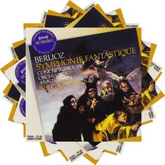 Hector Berlioz  Symphonie fantastique  Concertgebouw Orchestra dir. Colin Davis  Decca, 1974 (2006)