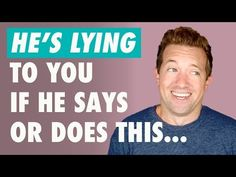 In this video, dating coach Ryan Patrick expands his discussion on male body language and how men show interest in a woman. Relationship Questions, Relationship Problems, Dating Coach, New Boyfriend, Fall For You, Time 7, Narcissistic Abuse, The Victim, Body Language
