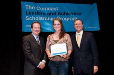 Comcast Leaders and Achievers Scholarship for high school seniors. Deadline 12/7
