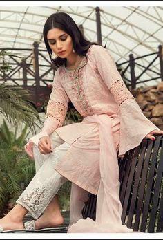 58ccd0c991 First Look Maria B Lawn Collection 2018. Pakistani Dress DesignPakistani ...