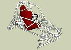 Build A Go Kart, Diy Go Kart, Go Kart Buggy, Off Road Buggy, Kart Cross, Electric Go Kart, Electric Cars, Go Kart Frame, Homemade Go Kart