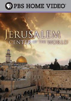 Jerusalem: Center of the World PBS http://www.amazon.com/dp/B001Q7JM32/ref=cm_sw_r_pi_dp_T5Rzub1E3DKQS