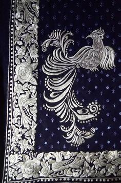 Zara Ciruela Floral Tela De Cortina//material 140 cm ancho Hermosa!