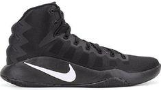 info for e24e5 702a6 Nike Men s Hyperdunk 2016 Basketball Shoes Popular Sports, All Black  Sneakers, Sneakers Nike,