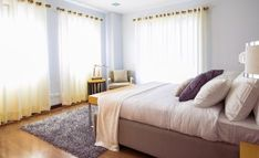 Smart Ways to Make Your Bedroom Clutter-Free And Way More Chill Relaxing Bedroom Colors, Neutral Bedroom Decor, Best Bedroom Colors, Vintage Bedroom Decor, Diy Bedroom Decor, Home Decor, Bedroom Ideas, Tela Do Notebook, Best Space Heater