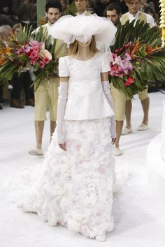Chanel - Couture - Spring Summer 2015 - Paris