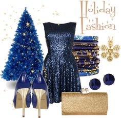 """""""Holiday Fashion"""" by pam-kyle-mcglaughlin on Polyvore"""