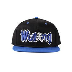 Wutang Brand Ltd Wu Buffalo Snapback in Black  d1328461d0cb