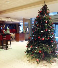 Celebrating the season's holidays at #RadissonBlu EU Hotel in #Brussels http://www.radissonblu.com/euhotel-brussels