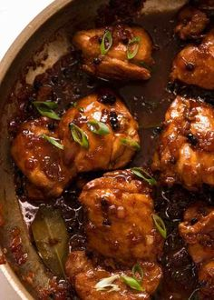 Asian Recipes, Healthy Recipes, Eat Healthy, Recipetin Eats, Chicken Thigh Recipes, Food Videos, Carne, Slow Cooker, Dinner Recipes