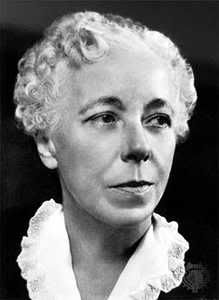 Karen Horney  1885-1952  Departing from some of the basic principles of Sigmund Freud, the German-born American psychoanalyst Karen Horney proposed an environmental and social basis for the personality and its disorders.