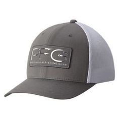 7e356d9f10f Columbia PFG Hook Patch Mesh Ball Cap