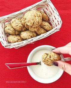 Biscotti vegan al burro di arachidi - Dolcezze di Valentina