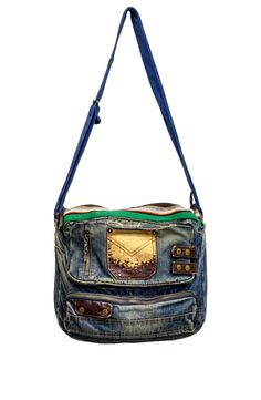 Tus viejos vaqueros y tu nuevo bolso  #custombags #handmade