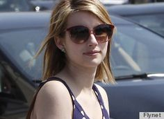 Emma Roberts 'Chicken Cutlets': Actress Caught With Chest Enhancers!