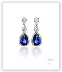 Synergy Earrings by Bez Ambar. I'm in love.