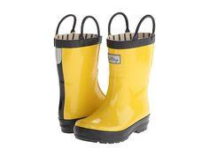 Hatley Kids Rain Boots (Toddler/Little Kid) Yellow - Zappos.com Free Shipping BOTH Ways