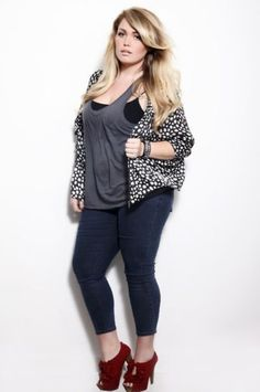 Plus size fashion, Plus size and Fashion on Pinterest