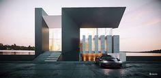 CASA DEKO BY CREATO #architecture #design #concrete #minimal #contemporary…