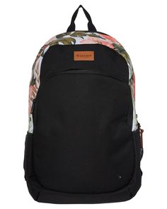 Rip Curl Ozone Hanelei Bay Backpack Black Womens leisure bags Size edbff3ad10