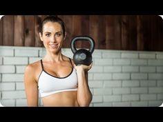 Kettlebell LEG BLASTER Workout   Autumn Fitness - YouTube,,,13 mins