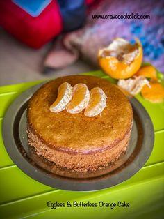 Yes this orange sponge cake is eggless, butterless and totally flawless. This recipe was posted. Orange Sponge Cake, Lemon Sponge Cake, Sponge Cake Recipes, Eggless Desserts, Eggless Recipes, Dessert Recipes, Frozen Cake Designs, Lemon Yogurt Cake, Vegan Baking