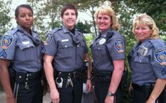 Why women should be police officers
