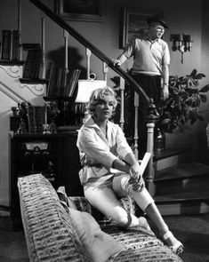 Sur le tournage de The Seven Year Itch 4 - Divine Marilyn Monroe