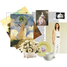 """Caterina Gatta - Richard Ginori 1735"" by alvufashionstyle on Polyvore"