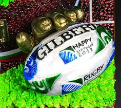 Rugby cake | Flickr - Photo Sharing!