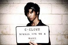 Maru in C- Clown (maknae) #CCLOWN #MARU