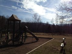 Rivanna River park playground