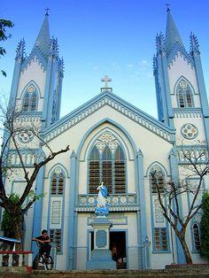Puerto Princesa Cathedral by chona_p, via Flickr