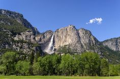 Yosemite Great Falls