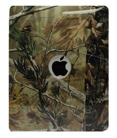 Camo iPad Case